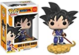 Funko 7427 Dragonball POP Vinylfigur: Dragon Ball Z: Goku und Wolke