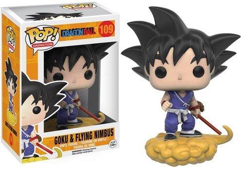 Funko - POP Anime - Dragonball Z - Goku & Nimbus