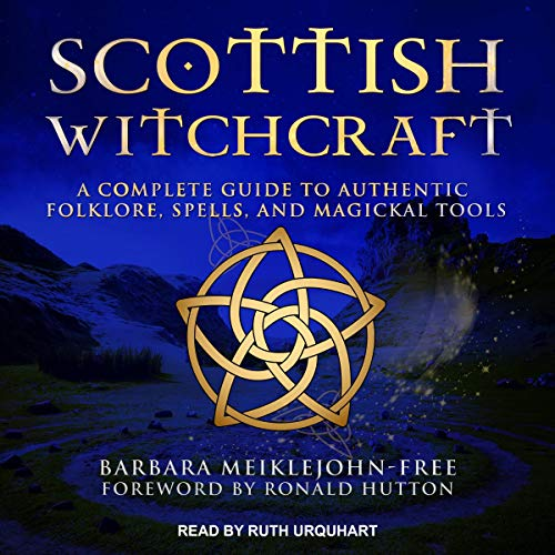 Scottish Witchcraft cover art