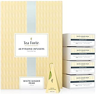 tea forte white ginger pear