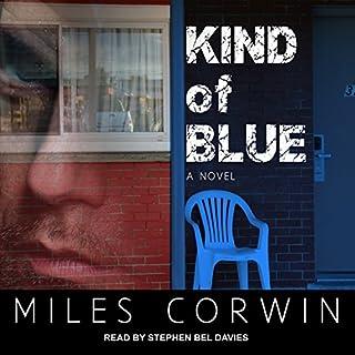 Kind of Blue audiobook cover art