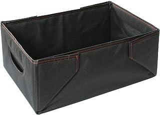Seat 000061109d Plegable Caja Bolso Caja para Maletero de Caja Plegable, Negro