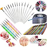 JOYJULY Nail Art Kit includes