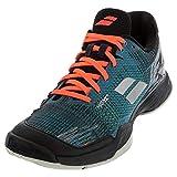 Babolat Hommes Jet Mach II Allcourt Chaussures De Tennis Chaussure Tout Terrain Bleu Foncé - Bleu 41