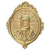 Medalla cofrad?a Ostensorio Ambrosiano Metal, Oro