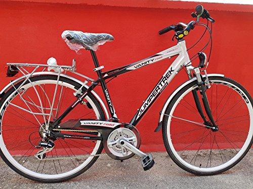 'Fahrrad Fahrrad 26Cinzia Vanity Jumpertrek Trekking Alu 48h