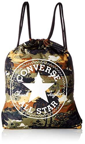 Converse Flash C45FGO10-326; Sac de gym unisexe ; C45FGO10-326; multicolore ; Taille unique EU (Royaume-Uni)