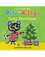 Pete the Kitty's Cozy Christmas Touch & Feel (Pete the Cat)