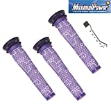 MaximalPower Post-HEPA Replacement Filter for Dyson V6 Cordless Vacuum |...