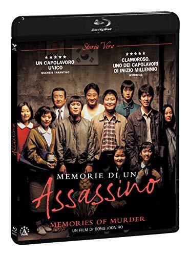 """Memorie Di Un Assassino """"Storia Vera"""" - Combo-(Br+Dv)"""