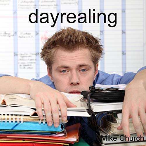 dayrealing audiobook cover art