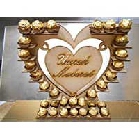 Jdhl.Forms Umrah Mubarak Ferrero Rocher Soporte