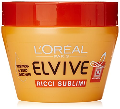 ELVIVE Masch.ricci sublimi 300 ml.new - Conditionneur de cheveux