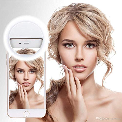 FLASH PARA SELFIE LED SELFIE RING LIGHT
