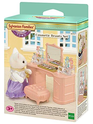 Sylvanian Families 6014 Fashion Make-up Set - Puppenhaus Spielset