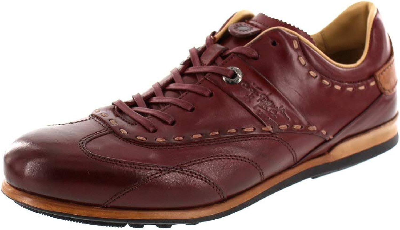 La Martina Sneaker L6040143 Cuero Bordo, Schuhgröße:EUR 44