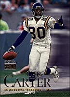 1999 SkyBox Premium #27 Cris Carter NFL Football Trading Card