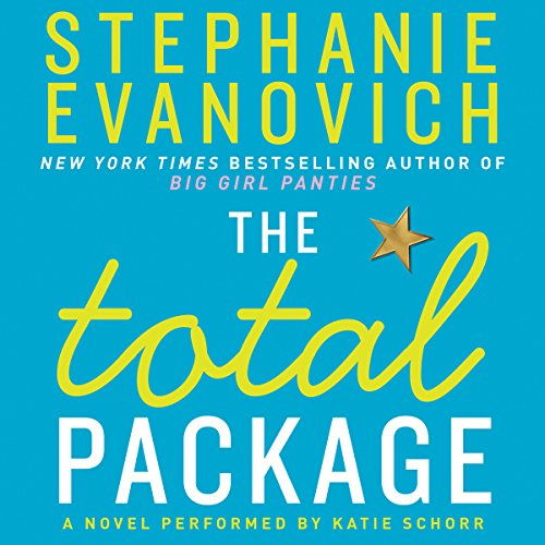 The Total Package audiobook cover art