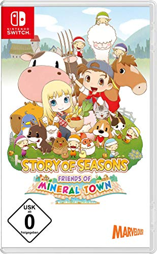 Story of Seasons Switch Friends of Mineral Town [Edizione: Germania]