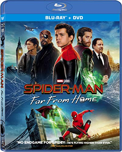 Spider-Man: Far From Home (2 Blu-Ray) [Edizione: Stati Uniti]