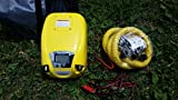 Saturn Portable (No-Battery) 12v Electric Air Pump!