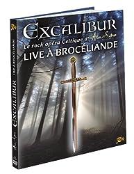 « Excalibur - Live à Brocéliande », Alan Simon