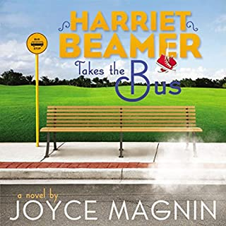 Harriet Beamer Takes the Bus audiobook cover art