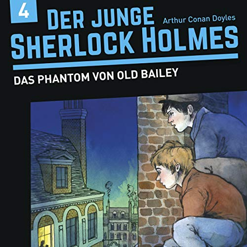 Das Phantom von Old Bailey cover art