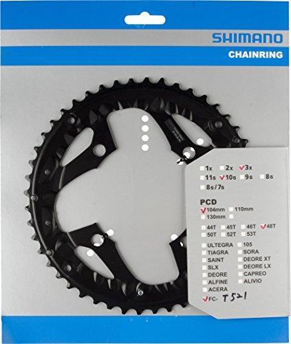 Shimano Kettenblatt 10/104 36Z FC-T521