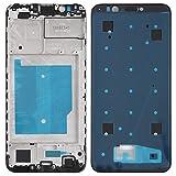 meihansiyun Accesorios de un teléfono Bisel del Marco de la Carcasa Frontal for Huawei Nova 2 Lite / Y7 Prime (2018) (Color : Black)