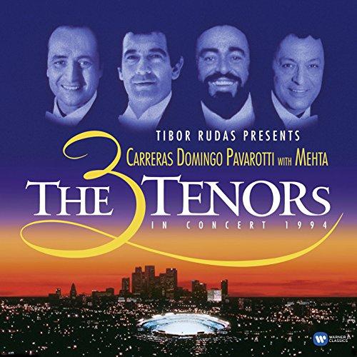 The 3 Tenors in concert 1994 [Vinilo]