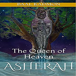 Asherah: The Queen of Heaven cover art