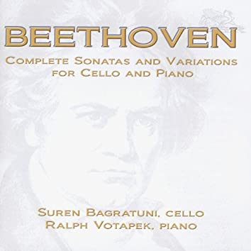 Beethoven - Complete Sonatas And Variations For Cello And Piano