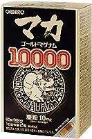 オリヒロ マカゴールドマグナム10000 60粒 x6個セット