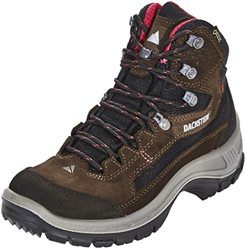 Dachstein Schober MC GTX Women - Dark Brown/Cranberry
