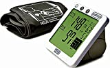Nissei DSK-1011 Blood Pressure Monitor for Upper Arm by Mark of Fitness