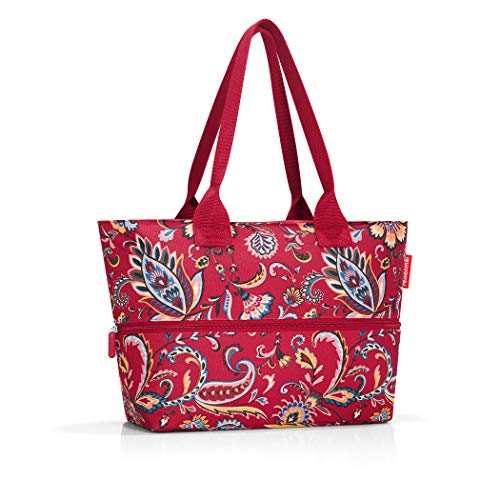 Reisenthel e1 Shopper Paisley Ruby 12 L