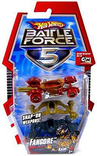 hot wheels battle force 5 cars - 1
