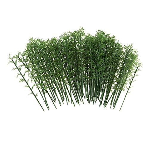 planta bambu artificial de la marca IMIKEYA