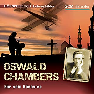 Oswald Chambers: Für sein Höchstes Titelbild