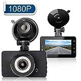 Telecamera per Auto - FAGORY 3 Pollici Videocamera Auto FHD 1080P Dash Cam, con Obiettivo ...
