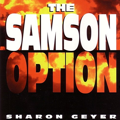 The Samson Option audiobook cover art