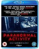 Paranormal activity [blu-ray] [reino unido]