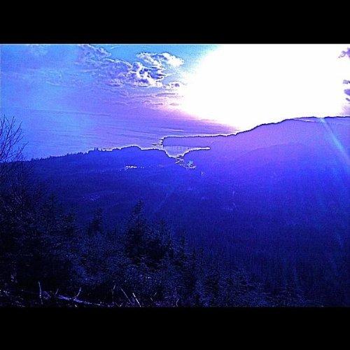 Wander Frozen Alpine Like a Drunken Mountain Goat