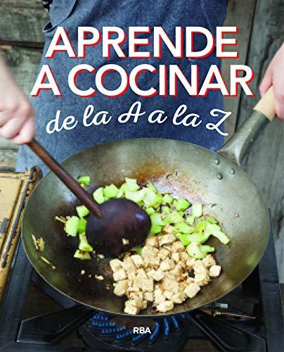 Aprende a cocinar de la A a la Z (PRACTICA)