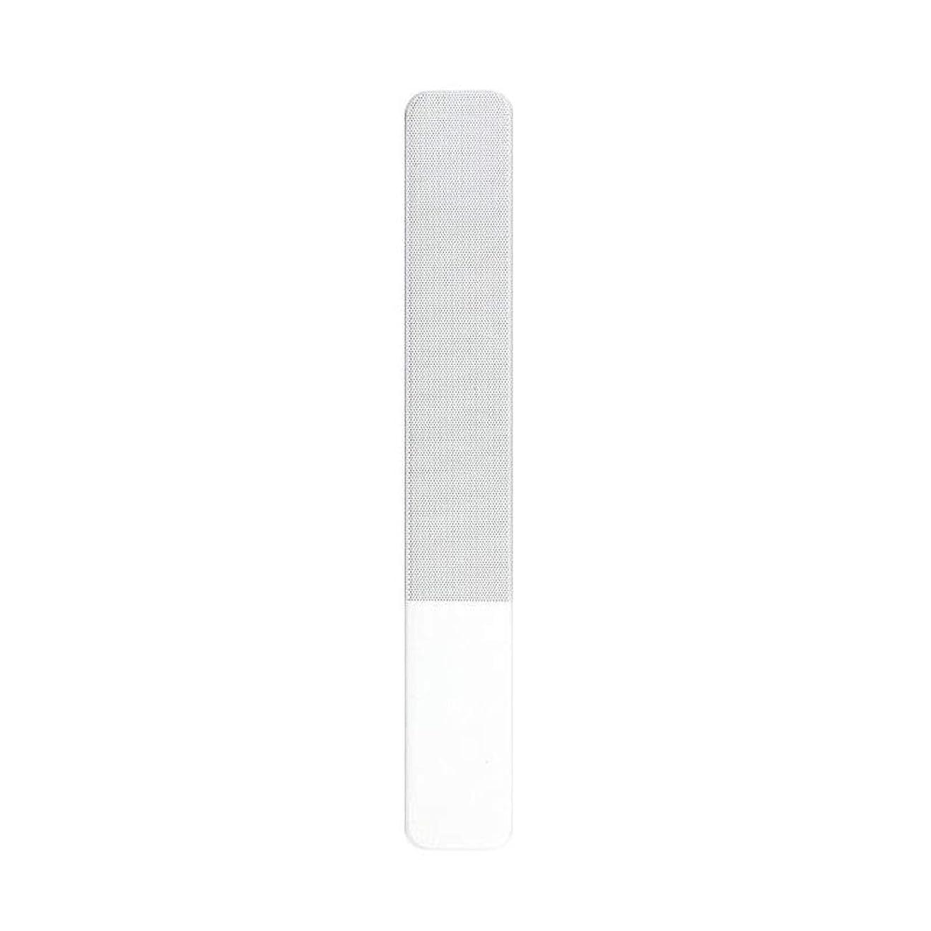 その現在出します爪やすり ガラス製 ナノ ネイルファイル 強化クリスタルガラス 爪磨き つめみがき 爪やすり5秒で爪美人 ネイルファイル 爪磨き ガラス製 ヤスリ 爪とぎ ネイル シャイナー クリスタル