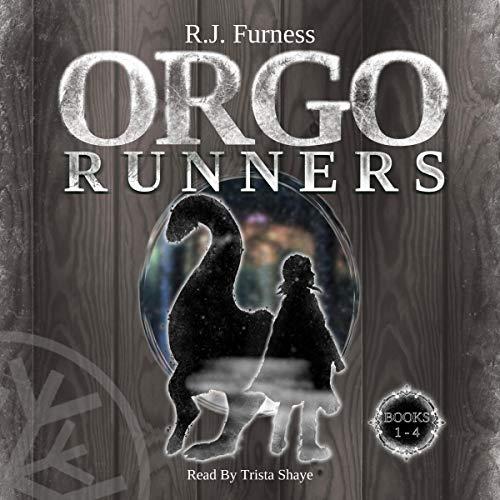 Couverture de Orgo Runners: Books 1-4