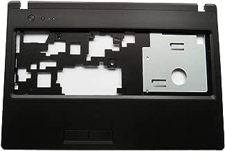 D DOLITY Palmrest Upper Cover Keyboard Bezel Assembly for Lenovo IdeaPad G570, G575