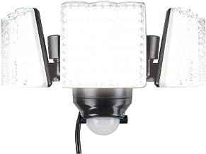 大進(ダイシン) 大進(DAISIN) LED センサーライト 3灯式 DLA-7T300 DLA-7T300 奥行24×高さ13.5×幅16cm