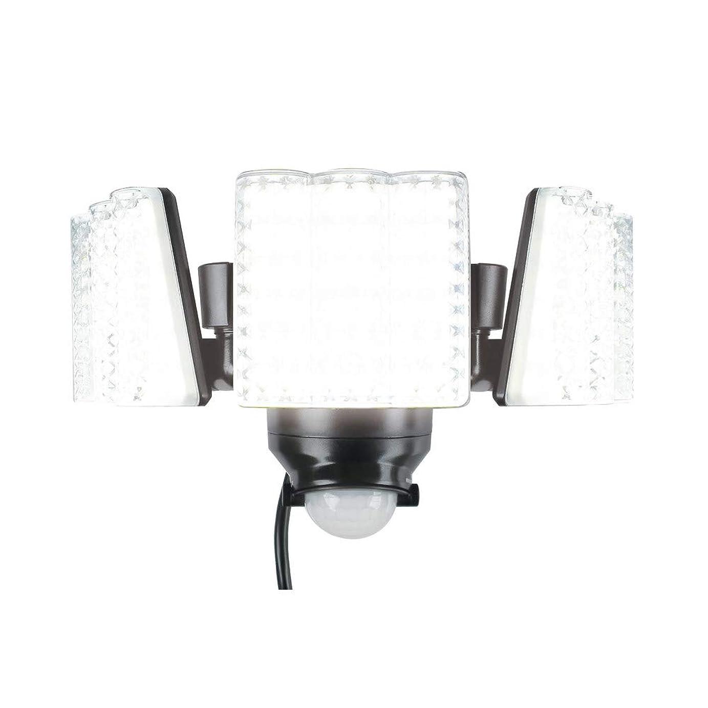 ペイン戻す領事館大進(ダイシン) 大進(DAISIN) LED センサーライト 3灯式 DLA-7T300 DLA-7T300 奥行24×高さ13.5×幅16cm